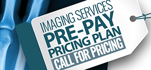 Imaging Pre-Pay Pricing